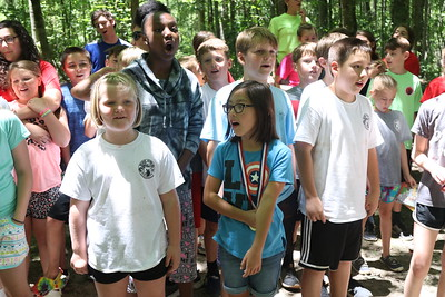 Wild Action Pioneer Day Camp 2019