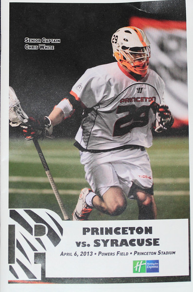 Princeton Lax vs Syracuse 04062013