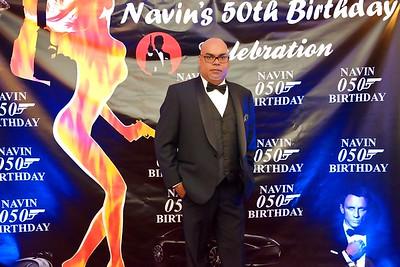 Navin's 50th Birthday Party