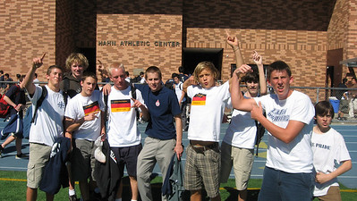 Deutsch Club 2007-2008 and 2008-2009 and 2009-2010 and 2010-2011