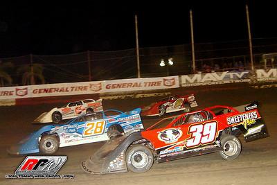 East Bay Raceway Park - Lucas Oil LM Dirt Series - 2/4/19 - Tommy Hein