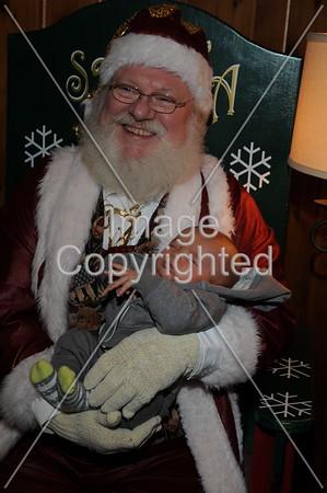 2016-12-09 Woodloch Santa