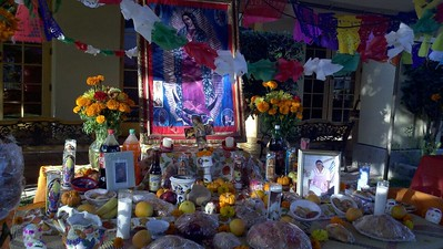 11-01-11 MSLRP Day of the Dead Altars