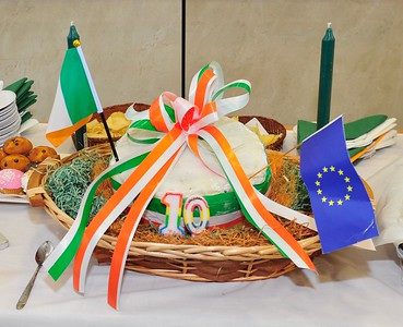 St.Patrick's Day Irish Coffee Morning - Glasthule 2019