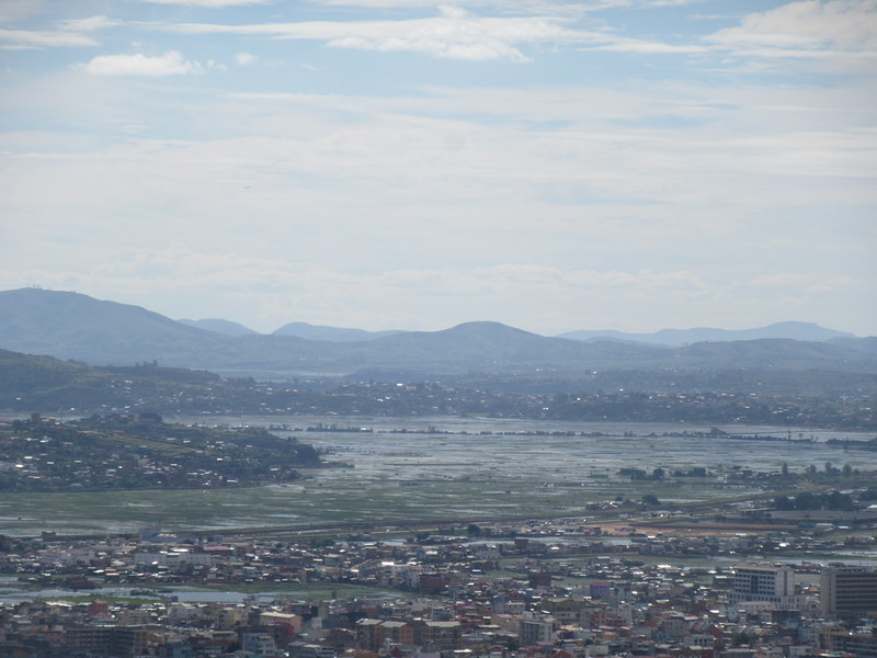 034_Antananarivo. Rice paddies are tended right up to the edge of the city.JPG