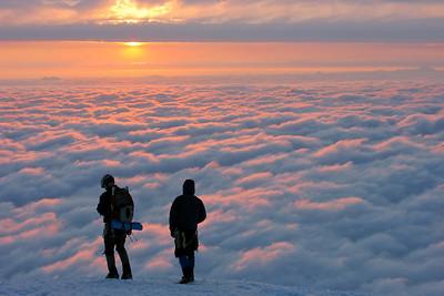 Mt. Baker Climb - Week 10