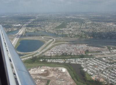 Flight to Ft Lauderdale
