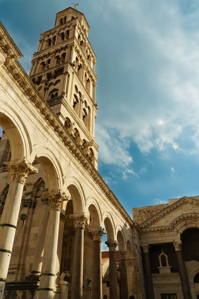 Split: Diocletian's Palace Bell Tower