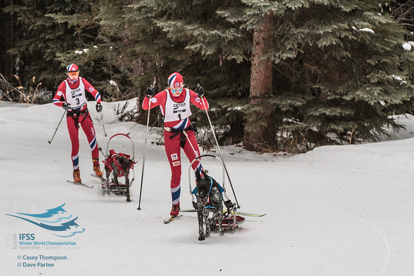 IFSS Women's ski combined