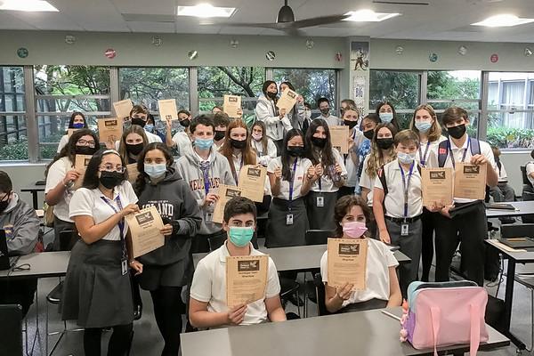 Biology Week - October 4-8, 2021