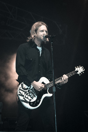 Rock the Universe 2012 - Switchfoot