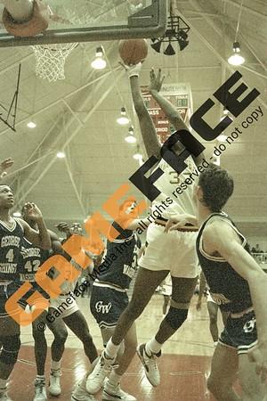 1987-1988 Men's Basketball