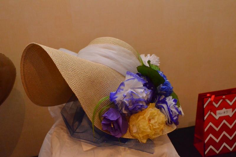 Laboratory hat - 2nd place.