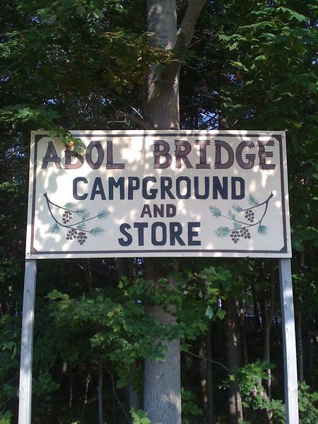 Abol Bridge Campground