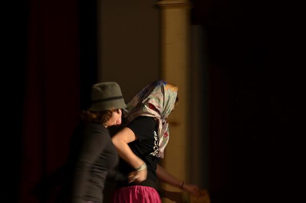 Meet Me In St. Louis - 1/13/11 Rehearsal