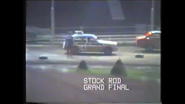 Stock Rods, Wimbledon Stadium, 2 Nov 1986, Final