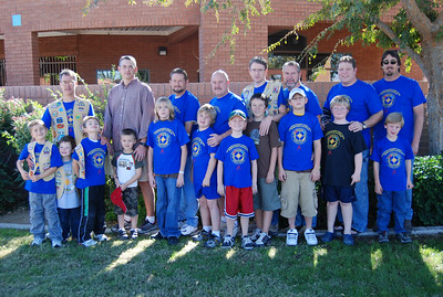 Papago Pinewood Derby 2006