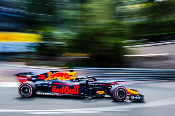 F1, 2018, Monaco GP, FP2