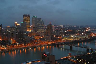 Mt Washington Views of Pittsburgh
