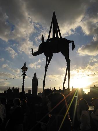 London Tourist 2005