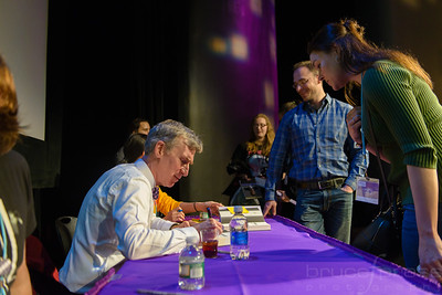 Bill Nye Book Signing