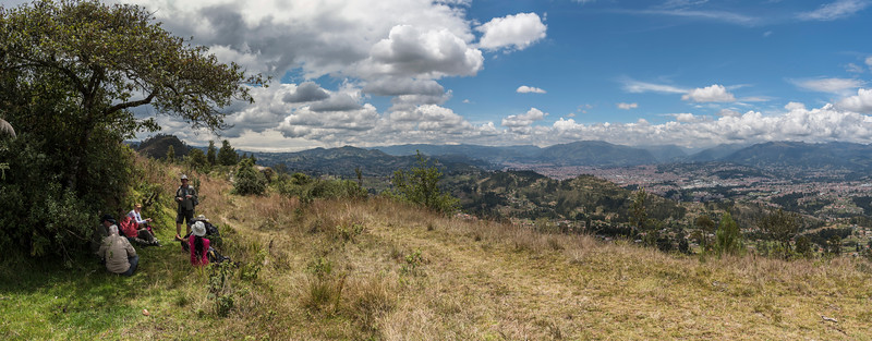 Cuenca Hiking October 28, 2017