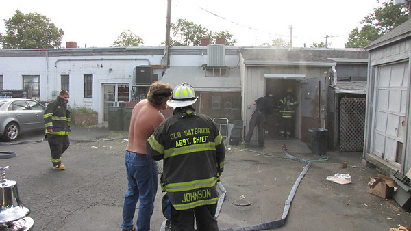 6/26/12 Walt'sFood Market Smoker Fire