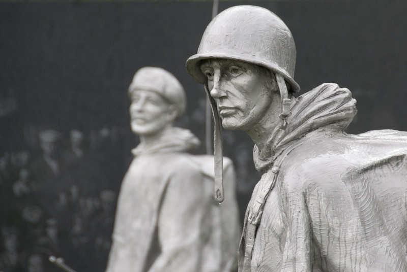 Korean War Veterans Memorial - Washington, D.C.