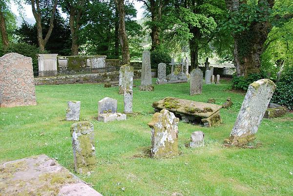 Ettrick, Selkirkshire