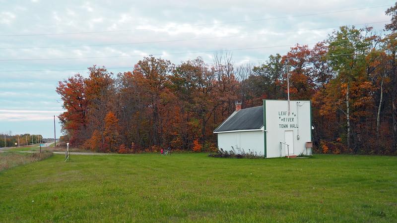 Leaf River Town Hall