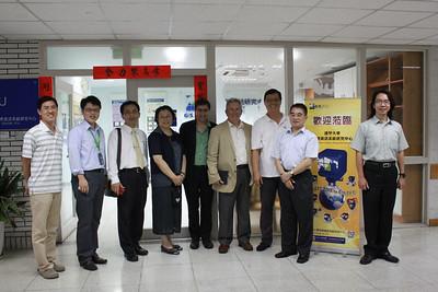 20120816 內政部資訊中心與國外學者參訪