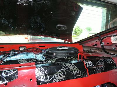 2010 Chevy Camaro 1LT Rear Deck Speaker Installation - USA