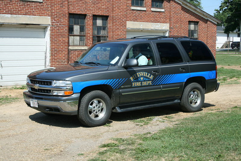 PITTSVILLE FD,WI CHEVY TAHOE