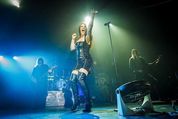 Nightwish @ Metropolis 2016-02-21