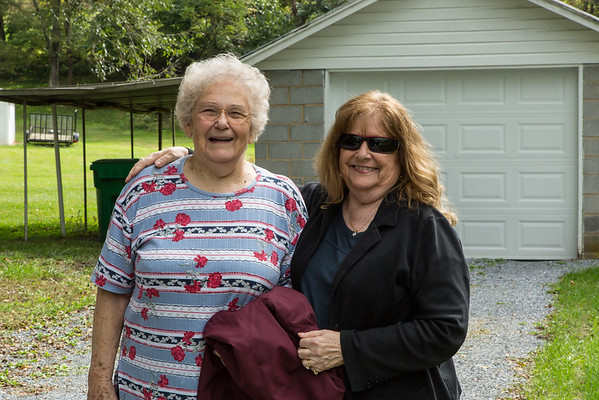 Visiting Virginia Hardin - Oct 13, 2016