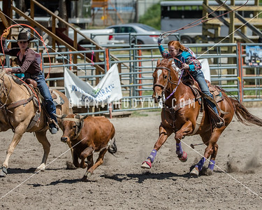 Team Roping Friday- HS Finals 2018