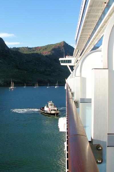2007-11-18 | Hawaii - Phil 50th