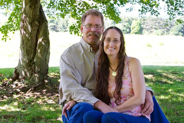 Brasher Family 8/18/2012