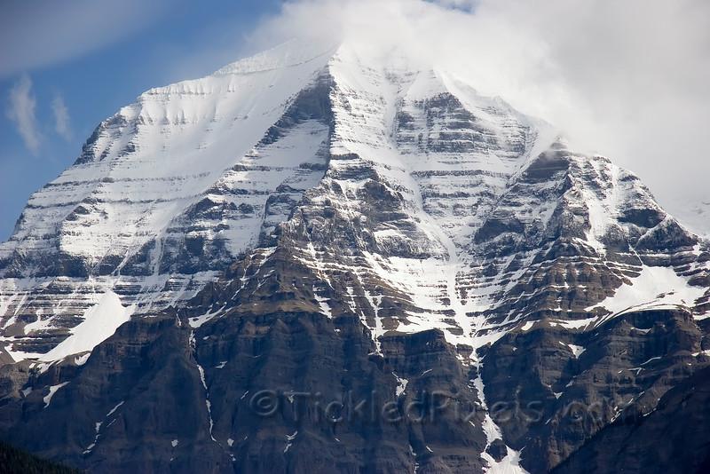 Mount Robson, B.C.