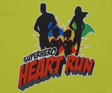 Superhero Heart Run - 2019