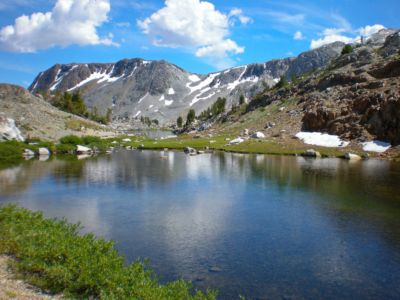 Wasco Lake (el. 10,290 ft.)