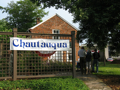 Chautauqua - Asheville 2009