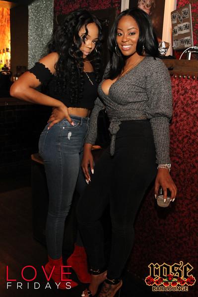 Love Fridays @ Rose Bar 10/06/17