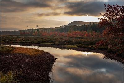Sabattis environs and Rich Lake day October 2020