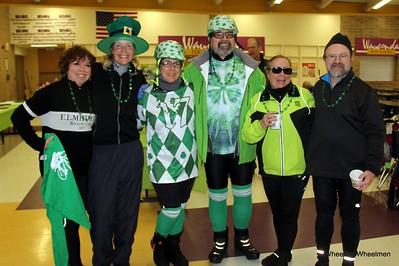 2015 Wheeling Wheelmen St. Patrick's Day Ride