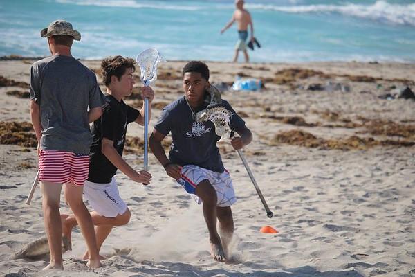 Spring Break Sports: Lacrosse in Florida