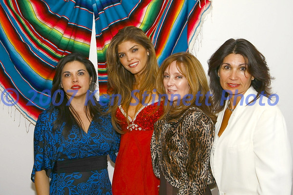 2007-Ana Barbara-after with VIPs