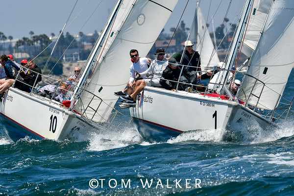 2019 Ullman Sails Long Beach Race Week Sunday Photos