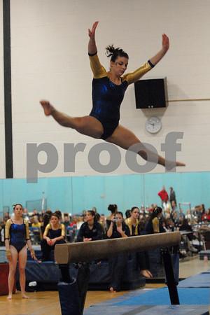Ithaca College Gymnastics 1 24 09