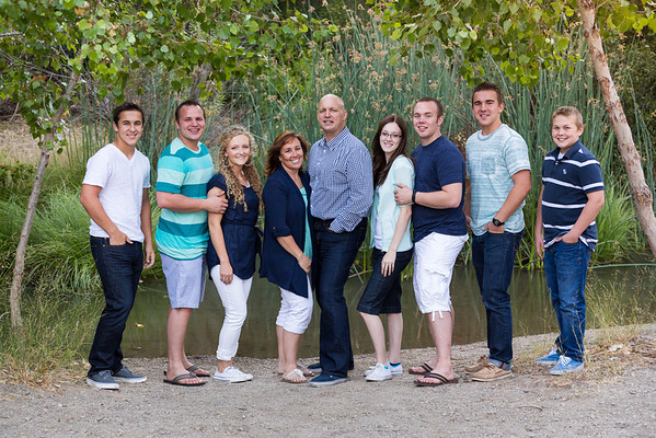 Evans Family Pictures
